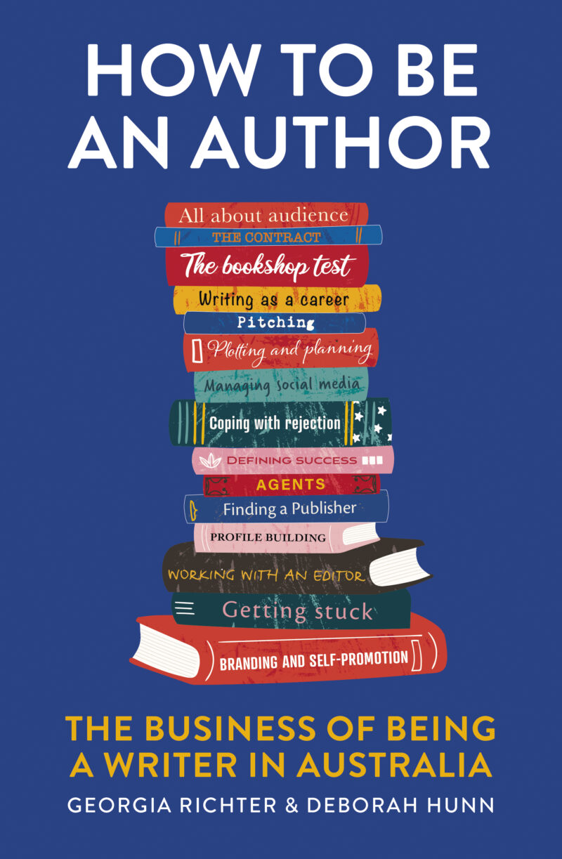 How to be an author scaled