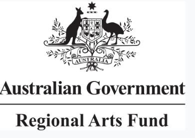 Regional arts stacked